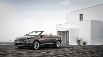 Volkswagen Eos, tout nouveau, plus esthétique et plus technologique