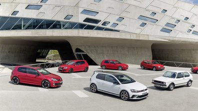 Focus Automoto - Volkswagen Golf : Success-story de la voiture reine en Europe