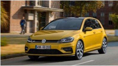 Des nouvelles images de la Volkswagen Golf restylée ont fuité !