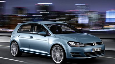 Nouvelle Volkswagen Golf 7 : les prix démarrent à 17.790 euros
