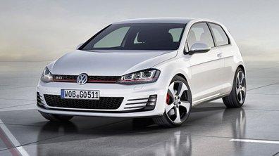Mondial de l'Auto 2012 : la Volkswagen Golf GTI Concept s'expose