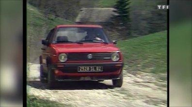 Essai de la Volkswagen Golf Syncro - Automoto 14 juin 1986