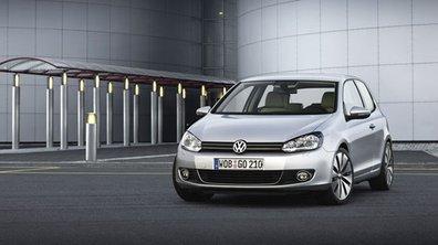 Volkswagen Golf VI : la voilà !