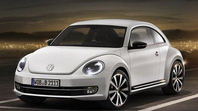 Volkswagen New Beetle 2011 : une Cox plus masculine