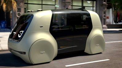 Volkswagen Sedric Concept 2017 : LA voiture de demain selon Wolfsburg