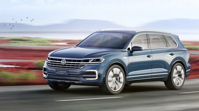 Salon de Pékin 2016 : Volkswagen T-Prime GTE Concept, l'avenir du SUV ?