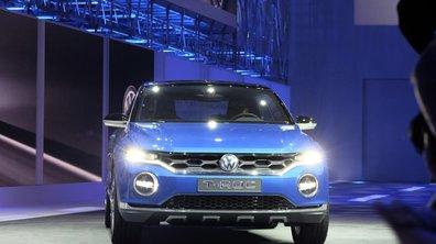 Les futures Volkswagen Polo et T-Roc et Touareg illustrés officiellement pour 2017