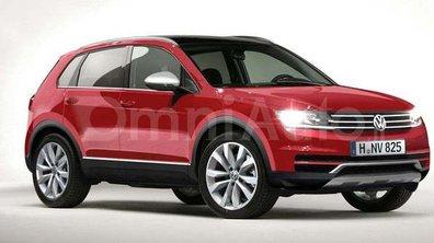 Salon de Francfort 2015 : aperçu du prochain Volkswagen Tiguan ?