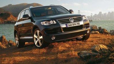 Volkswagen Touareg : séries spéciales pour le SUV de VW