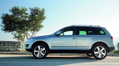 Volkswagen Touareg Bluemotion : le 4X4 économique