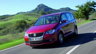 Le Volkswagen Touran 2010 sous forme de Série Spéciale