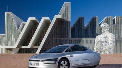 Plein phare : VW XL1, consommation 1 L/100 km