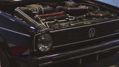 DMK Motoring dévoile une Volkswagen Golf de 815 chevaux !