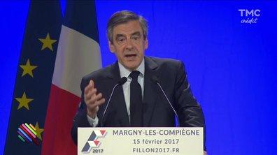 Le volte face sarkozyste de François Fillon décrypté par Hugo Clément