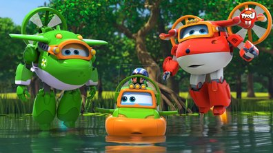 Super Wings - Voltige sous-marine