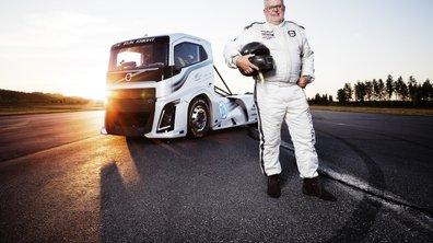 Le Volvo Iron Knight devient le camion le plus rapide au monde