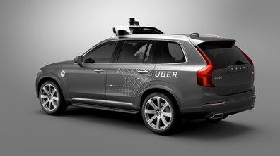 Voitures autonomes : Volvo et Uber signent un partenariat
