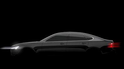 Volvo S90 2016 : teaser et présentation le 2 décembre