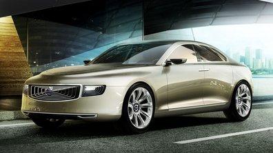 Volvo Universe Concept : limousine suédoise