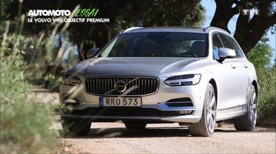 Essai : nouveau Volvo V90, une montée en gamme ?