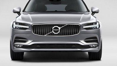 Le break Volvo V90 en images et vidéo, avant le salon de Genève !