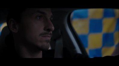 Volvo V90 2016 : la pub avec Zlatan Ibrahimovic