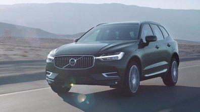 Volvo XC60 2017 : Présentation officielle