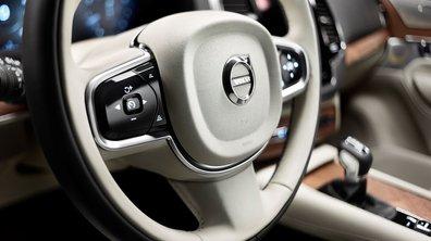 Volvo XC90 : Deux innovations majeures présentées pour renforcer la sécurité