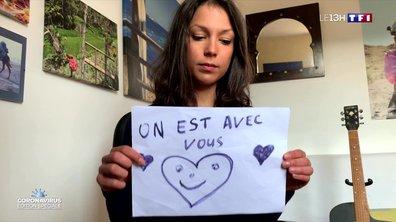 Vos vidéos de confinement : des messages de remerciement et d'encouragement pour les soignants