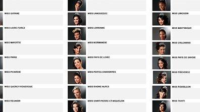 Miss France 2010 : Mettez-vous dans la peau du jury et faites vos jeux !