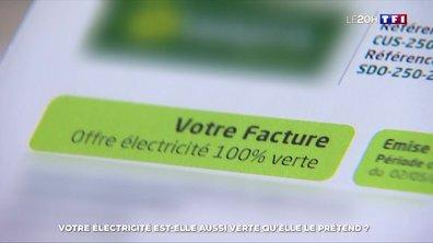 Votre électricité est-elle aussi verte qu'elle le prétend ?