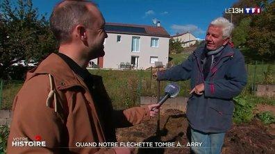 """""""Votre histoire"""" : à la rencontre des habitants d'Arry en Moselle"""
