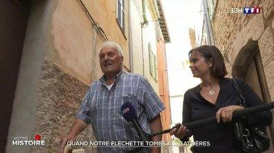 """""""Votre histoire"""" : à la rencontre des habitants de Gattières dans les Alpes-Maritimes"""