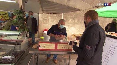Votre plus beau marché : Chablis représente la Bourgogne