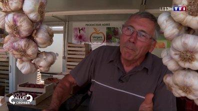 Vous allez les croiser : le vendeur de fruits de saison sur la N7