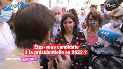 """""""Vous pouvez l'archiver celle-là !"""" quand Anne Hidalgo jurait ne pas vouloir se présenter en 2022"""