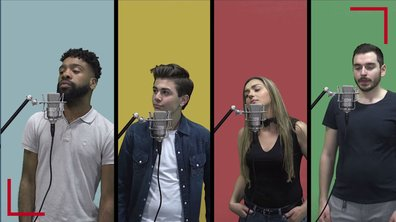 La Vox des talents : Savoir aimer | Florent Pagny | Hobbs, Gabriel, Raffi Arto, Yasmine Ammari