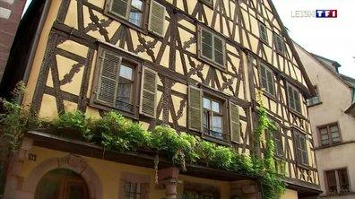 Voyage à Riquewihr, un des Plus beaux villages de France