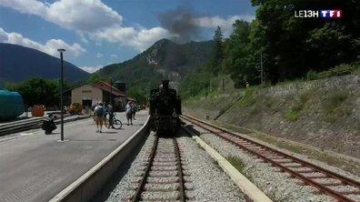 Voyages inattendus : balade à bord du train des Pignes à vapeur en Provence
