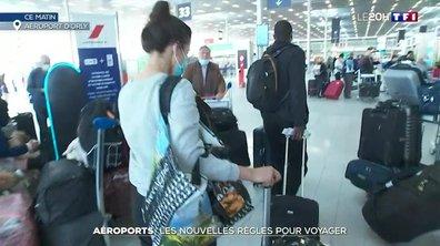 Voyages : les nouvelles règles dans les aéroports français