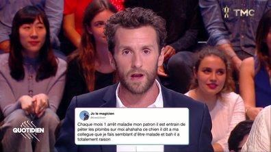 La vraie parole des Français vrais : le monde du travail (Pablo Mira)