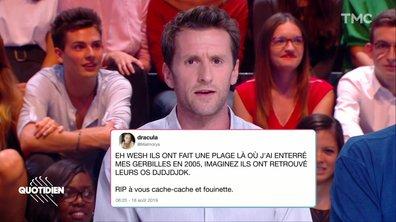 La vraie parole des Français vrais : les vacances (Pablo Mira)