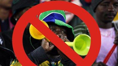 Coupe du Monde : Les vuvuzelas ça suffit !