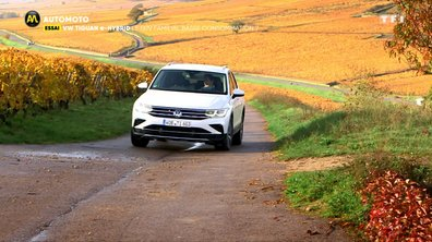 Essai -  VW Tiguan e-Hybrid : le SUV familial basse consommation