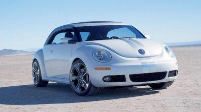 Salon de Détroit 2011 : la future VW New Beetle y sera