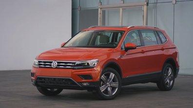 VW Tiguan Allspace : Présentation officielle