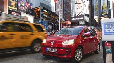 La Volkswagen up! élue Voiture Mondiale de l'Année 2012