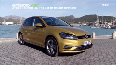 Essai Vidéo : Volkswagen Golf 2017