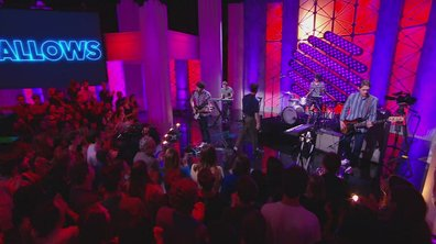 "Wallows : ""Are you bored yet ?"" en live pour Quotidien (exclu web)"