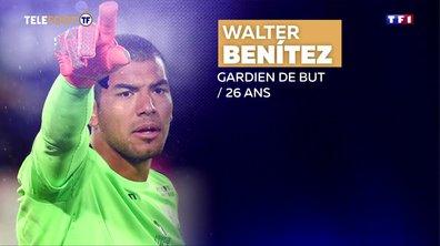Walter Benítez vu par ses coéquipiers